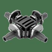 "3//16/"" Gardena Verbinder 4,6 mm 8337-20 Rohrverbindung Bewässerung Micro-Drip"