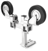 Offset pulley system special