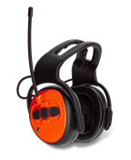 Hearing protection FM radio