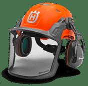 森林头盔,技术