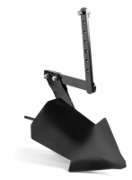 TAO, Tiller accessories TAO005 - Reversable Plough