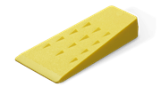 TLO028 - Small Plastic Felling Wedge