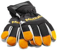 Gloves - Comfort and Chainsaw protection