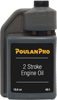 2-Stroke Oil - 19.6 oz