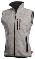 Fleece vest, women front