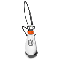 598967601 Husqvarna的2加仑电池手持喷雾器