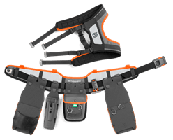 Tool belt FLEXI Combi kit with wedge pocket
