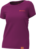 Träd Womens SS Tee Mulberry Front