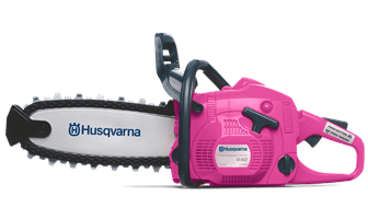 Pink Toy Chainsaw