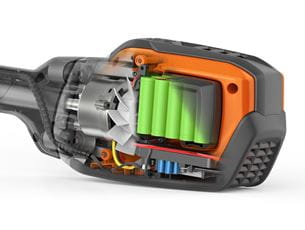 535iRXT, 535iRX, 535iFR  Brushless E-Torq Motor