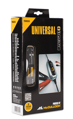 TRO058 Battery charger