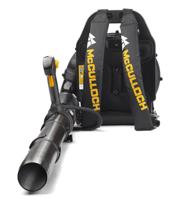 McCulloch Backpack Blower - GB 355BP