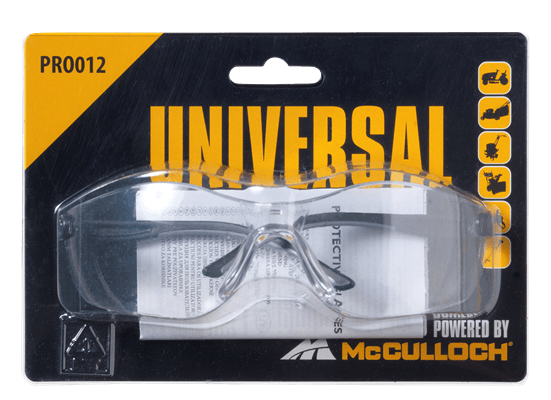 Packed PRO012 - Protective Glasses