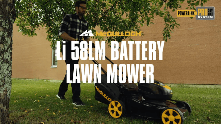 PowerLink PRO 58V MAX - Lawnmower