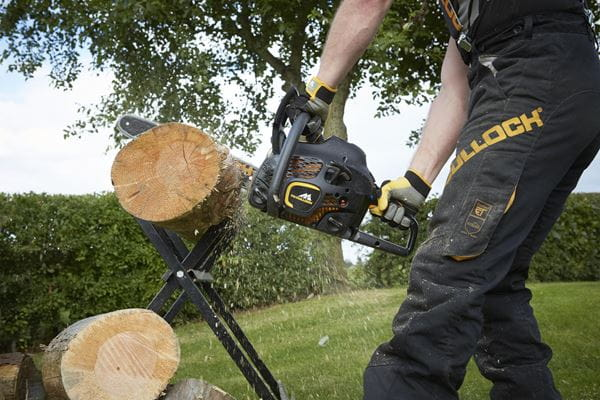 McCulloch CS 42S Petrol chainsaw