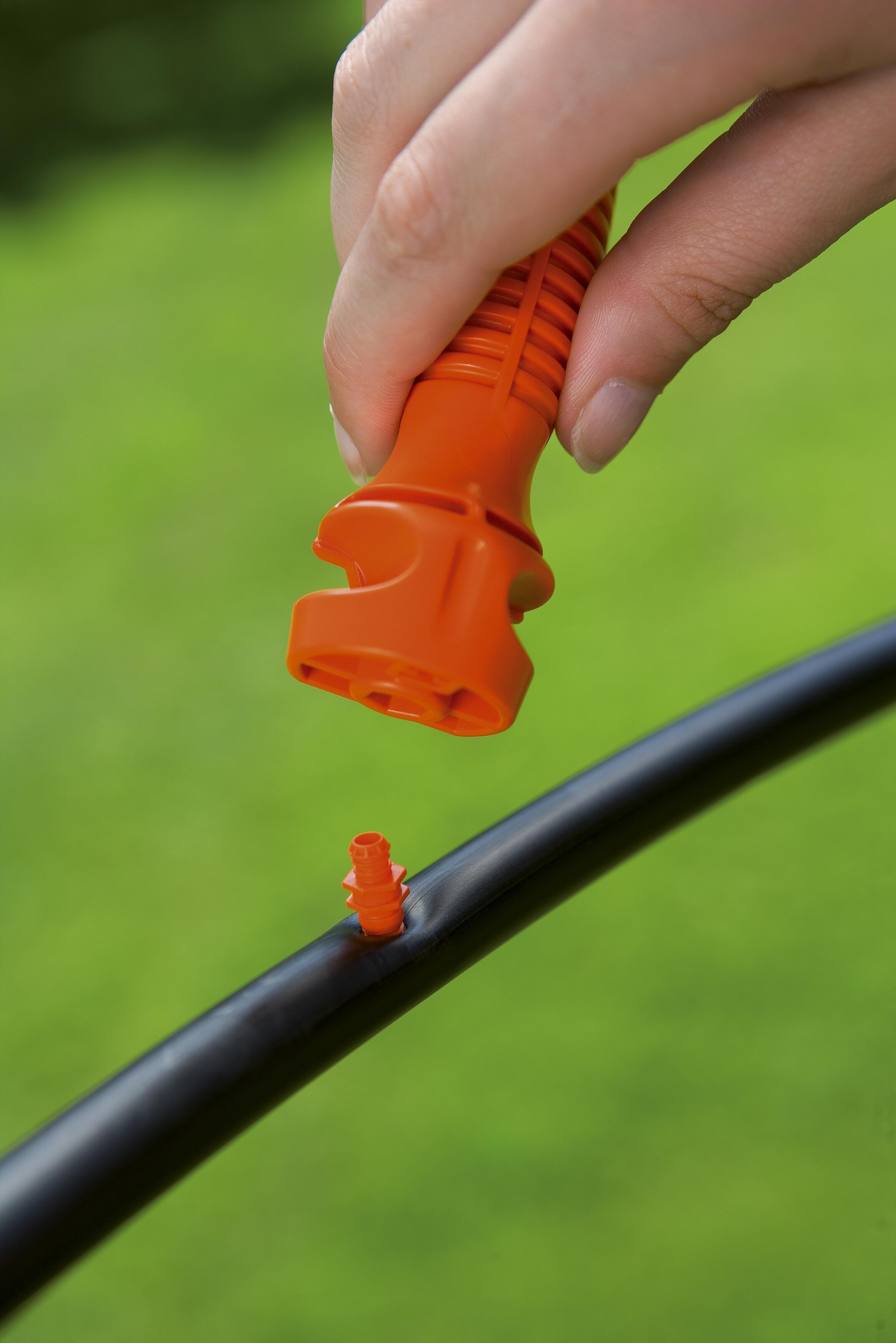Pressione Equalizzazione pezzo di fine per GARDENA Micro-Drip sistema endline Drip Testa