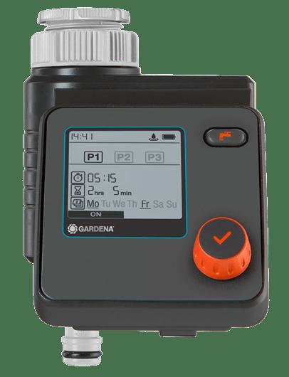 ga210 0794b - Gardena Easy Control Water Timer Instructions