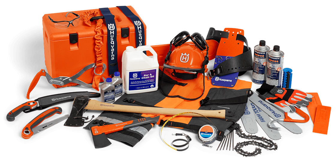 Chainsaw PPE Accessories