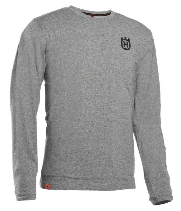 T-shirt long sleeve season, Pioneer saw front