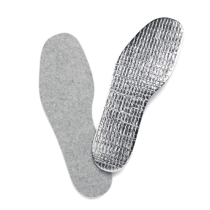 Thermal insoles