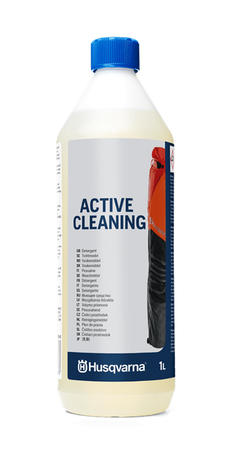 Active cleaning