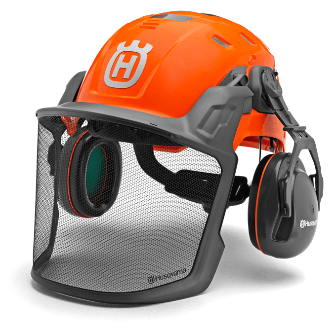 Forest helmet, Technical