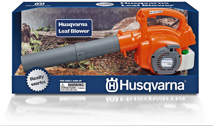Husqvarna Merchandising Toy Leaf Blower