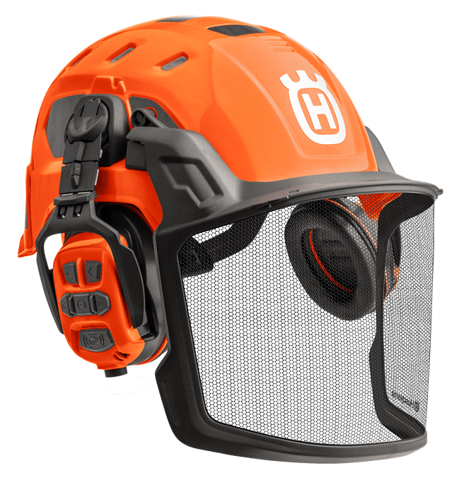 Hearing protection Bluetooth, helmetbased