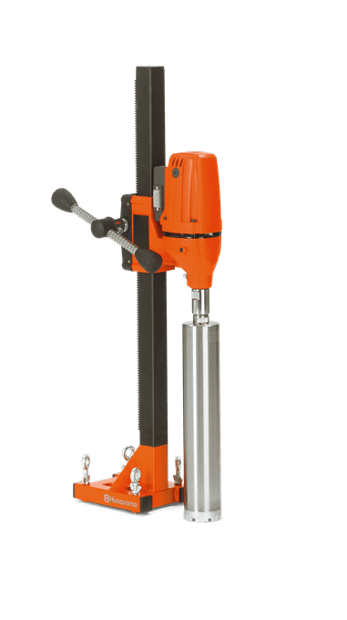 DMS 160 A with drill bit