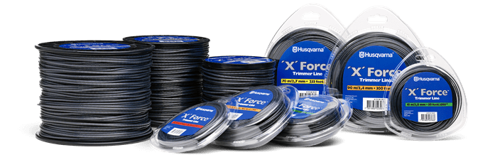 Trimmer line 'X' Force