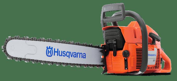 Husqvarna Chainsaws 61