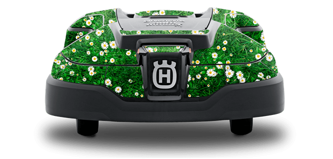 Automower skin collection Flowerbed