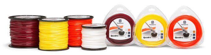 Trimmer line Quadra