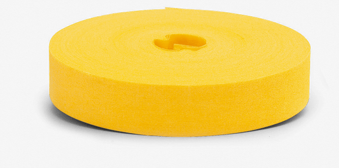 Marking tape yellow