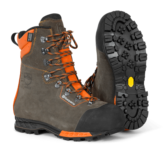 Functional Leather boots