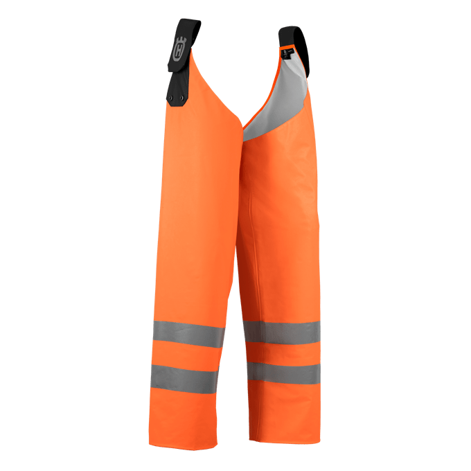 Rain Chaps Protect High-Viz, Funtional
