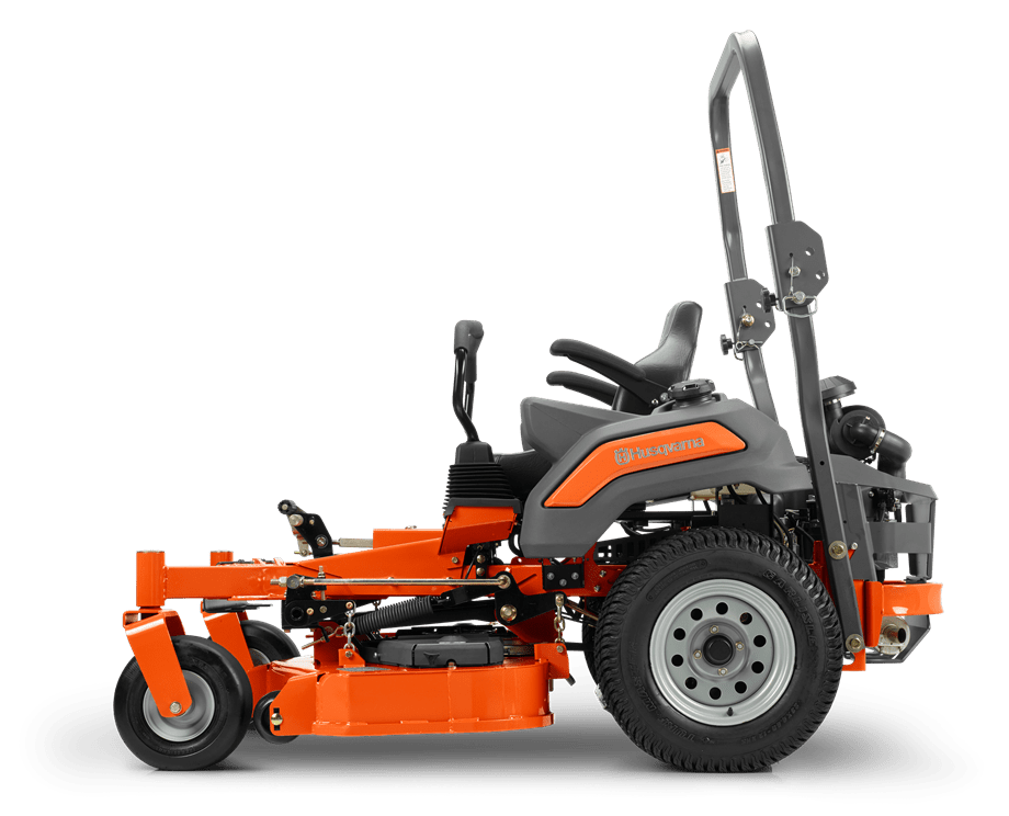 Z548 zero-turn mower