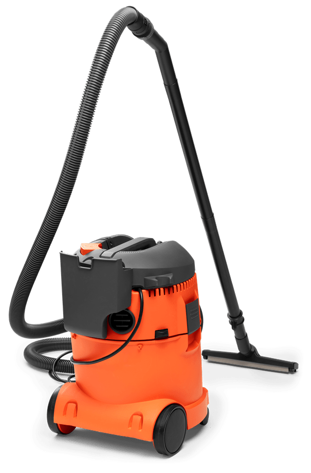 Vacuum Cleaner WDC 325, back