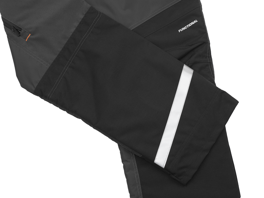 Husqvarna Functional Pants Shin Close Up