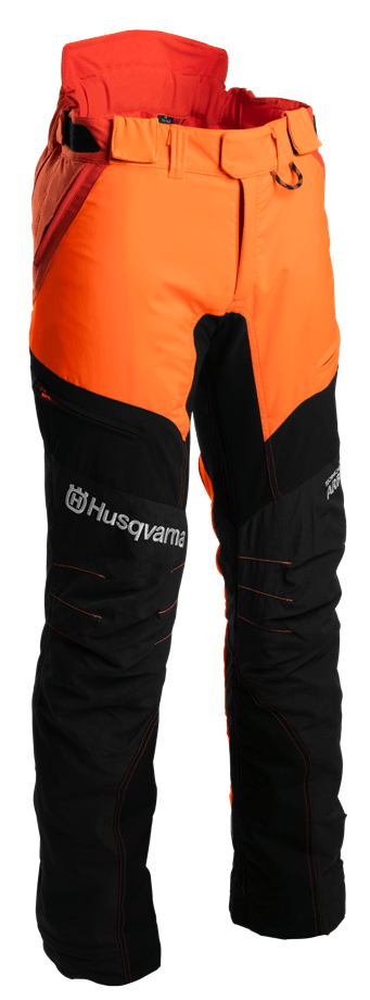 Arborist trousers without braces