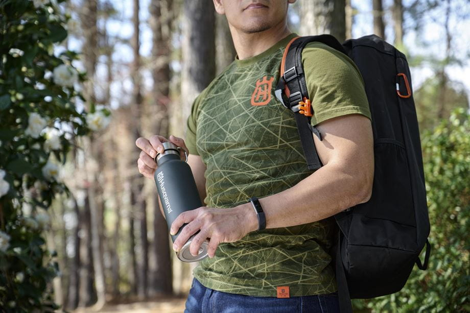 Xplorer Collection - Backpack (30L) - Water Bottle