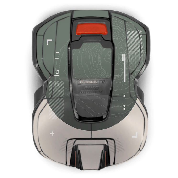 Automower skin collection Geomap 599295201