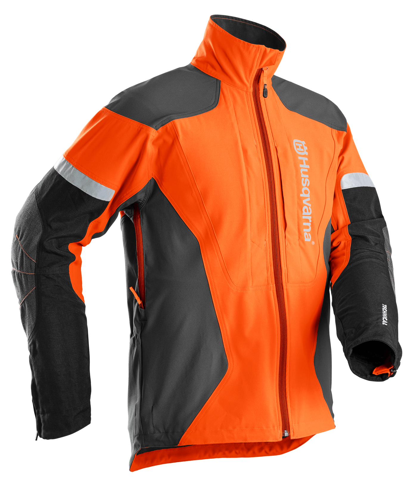 Technical Forest Jacket