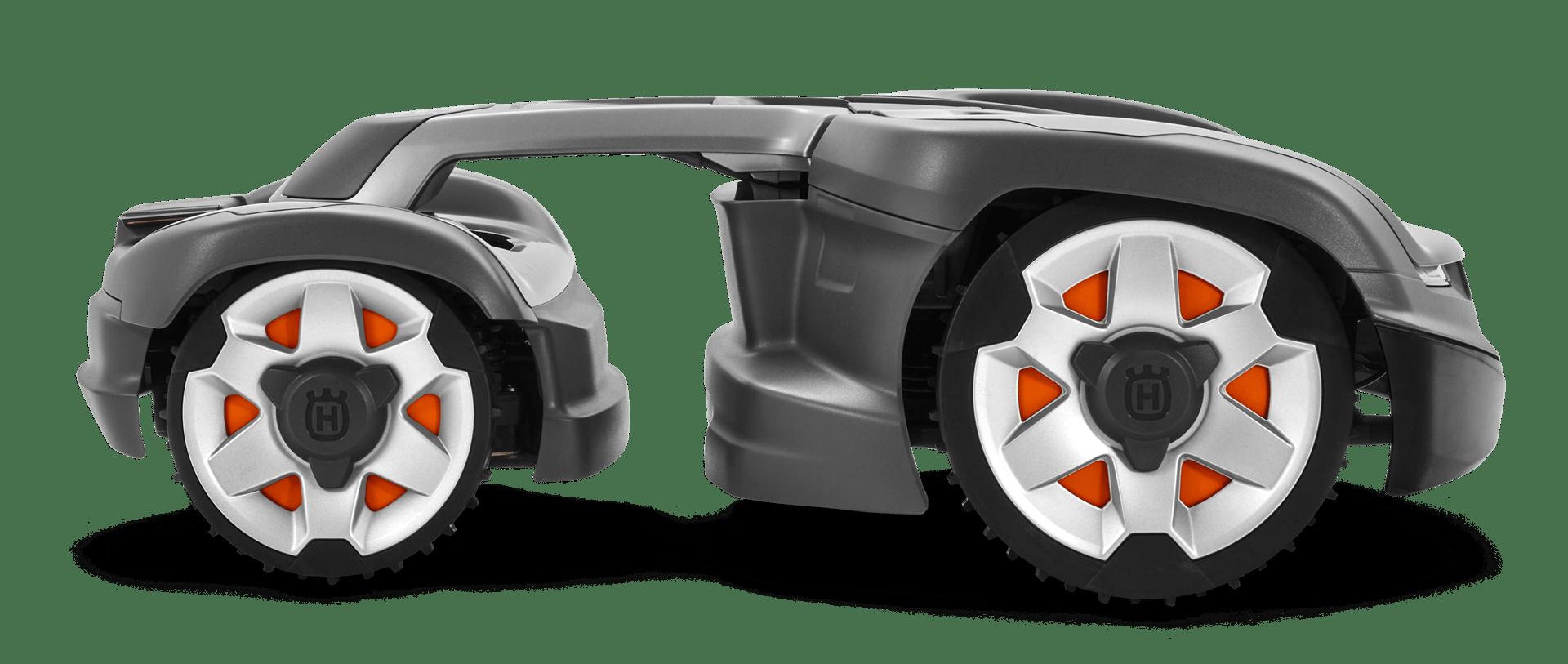 款自动割草机435 x AWD