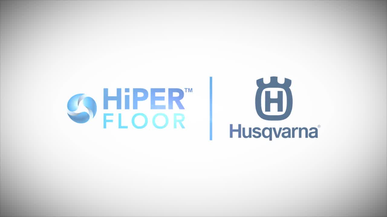 Hiperfloor showreel video