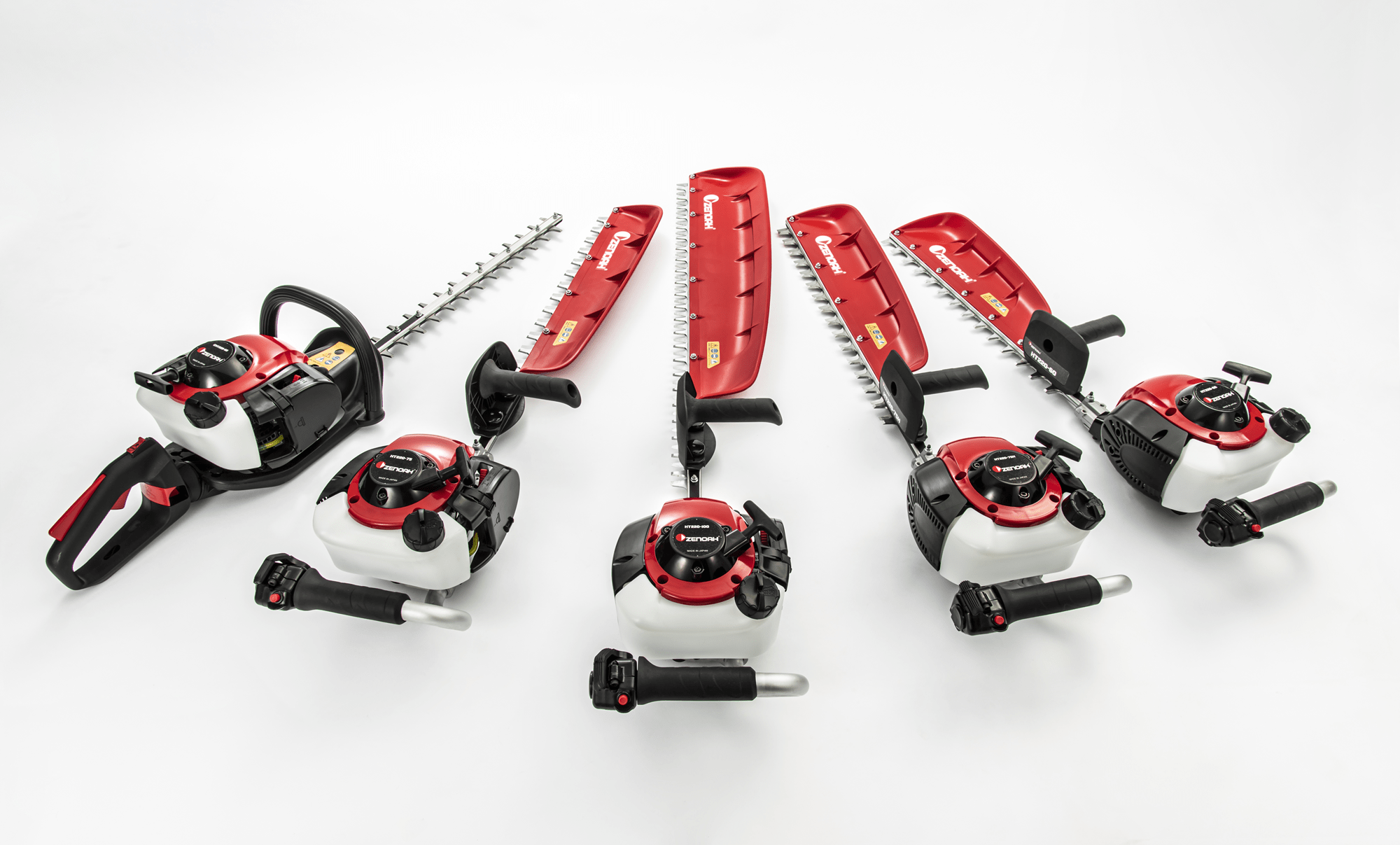Hedge trimmer packshot