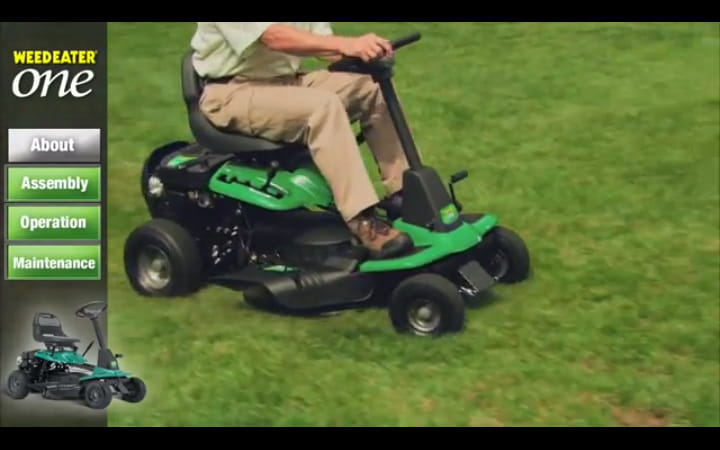 Weed Eater video image 1