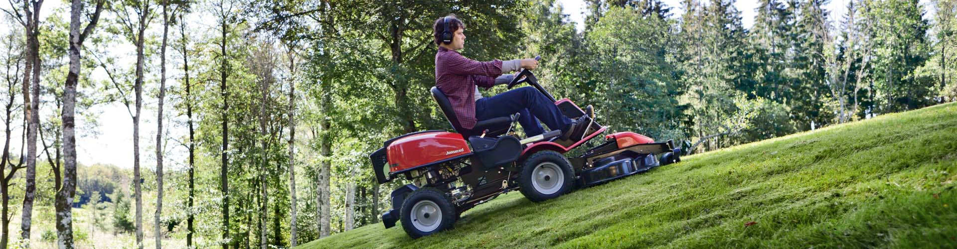 Jonsered Ride On Mowers
