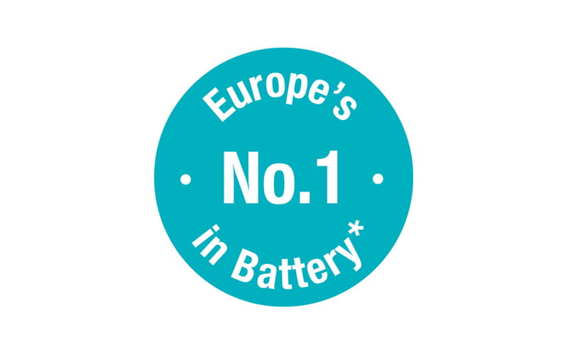 Europe's No. 1 in Battery