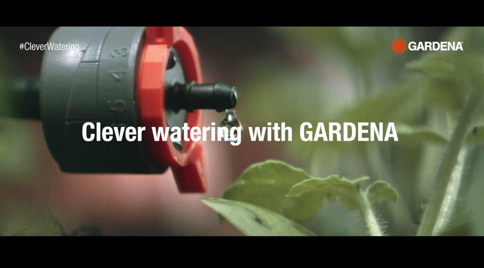 Clever Watering with GARDENA